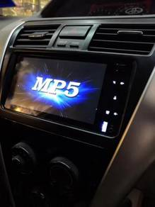 Toyota Vios Innova Camry Mp5 Multimedia Car Player