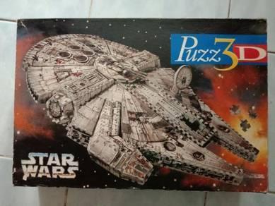 3D Puzzle Star Wars Millenium Falcon