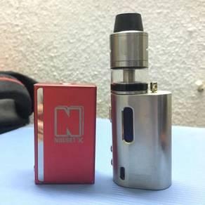 Vape NuggetX & Ultra 60tc untuk diletgo