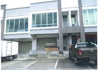 VERY AFFORDABLE 2 Storey Shop Office in Taman Bestari Indah, Ulu Tiram