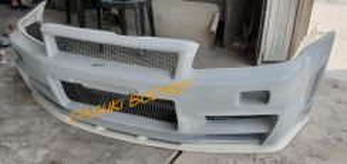 Front Bumper Skyline R34 Z Tune
