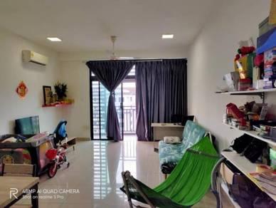Citywoods service Residence, johor bahru, 3 bedroom (near jb custom)