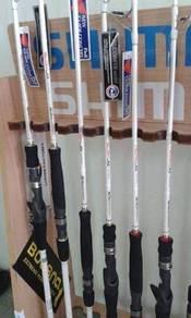 Rod Black Market ( Spining Slowjig) PE3. 5