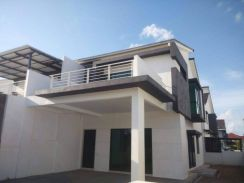 Double Storey Link Semi - D | Sanctuary Garden | BM