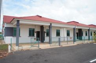 Rumah Teres Setingkat di Arau Perlis