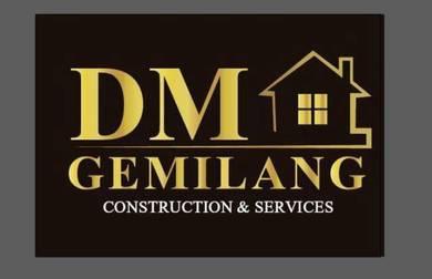 Kontraktor Bina dan Ubahsuai Rumah