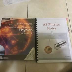 A-Level Physics coursebook