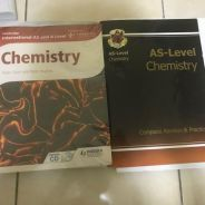 A-Level Chemistry coursebook