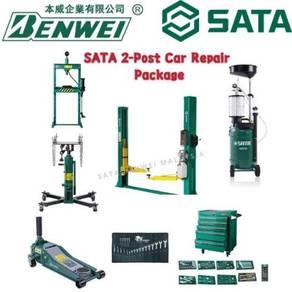 SATA 2 POST LIFT PACKAGE 1 汽车维修 / 工具