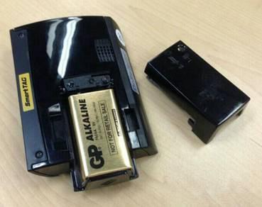 Smart Tag + 9v Adapter Free