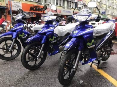 Yamaha 125zr Movistar Baru LIMITED