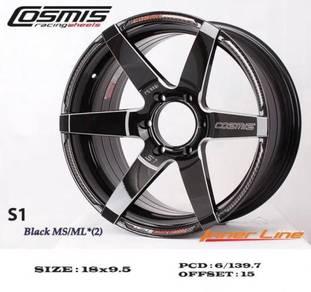 Cosmis wheels model xt006,VPC5S, s1