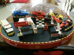 Completed Shell Lego Set for Collectors