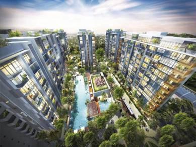 1000S.F. Kajang New Condo Free 2 Car park 3 Rooms Kajang 2