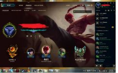 LeagueOfLegends account(Do read the details below)