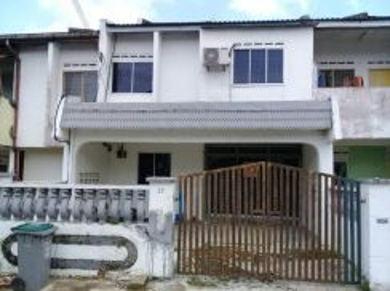 Rumah Untuk Dijual Taman Air Biru