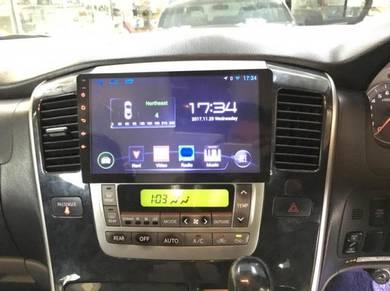 Toyota alphard android 6.0 9