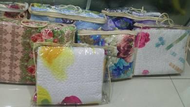 Cadar Cotton 100% untuk dijual