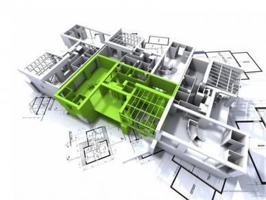 Freelance Services or Pelukis Pelan AutoCAD 2D&3D