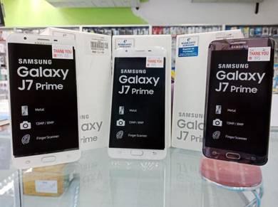 Samsung J7 Prime New MY SET