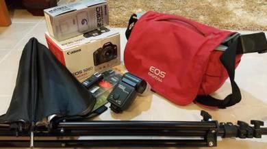 EOS500D + 15-85mm + strobbing/speedlight