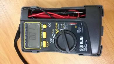 Sanwa Digital Multimeter CD800