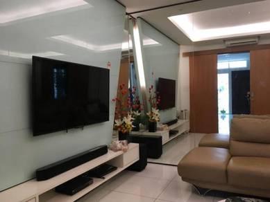[Nice Unit] 3 Storey Corner Semi-D Tropicana Indah Resort Homes