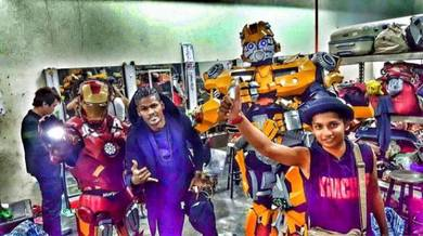 Ironman & Robots Service