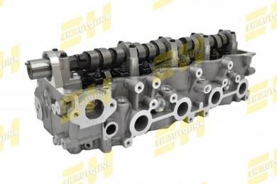 Cylinder Head Ford Ranger WL 12V With Metal Gasket