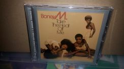 CD Boney M - Take The Heat Of Me