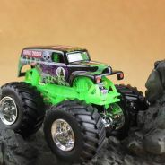 HotWheels Monster Jam Grave Digger Die-Cast