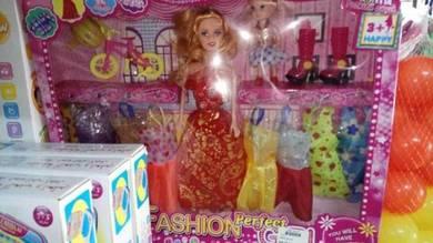 Barbie fesyen set