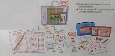 Year 2 Math Teaching Kit Set A + B (2 IN 1)