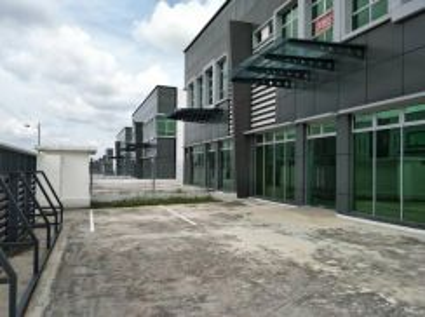 1 1/2 Storey Detach Factory at senai