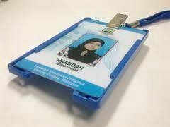 Cetak Kad ID PVC