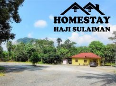 Homestay Merapoh Gunung Tahan Kuala Lipis