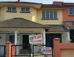 Double Storey House For Rent Section 17 PJ Seksyen 17 Petaling Jaya