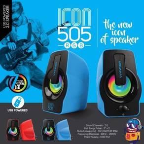 LED RBG Speaker