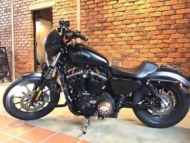 2015 Harley Davidson Sportster 883 Iron