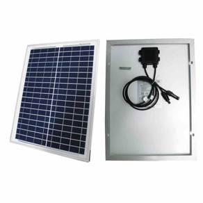 20W / 20-Watt Polycrystalline A-Grade Solar Panel