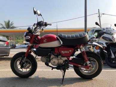 Honda Monkey 125 MSX125 Z125