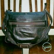 Messenger Bag Leather by ACE Japan