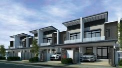 Nibong Tebal , 2 sty terrace , free legal fees for SPA