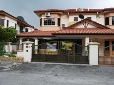 Below valuation Semi D at Garden Villa, Bandar sunway Ipoh Perak