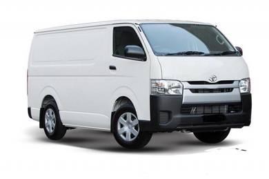Toyota Hiace Panel Van