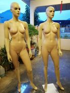 (Last pair)Quality Nice used standing mannequin