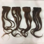 Clip On Real Hair Extension