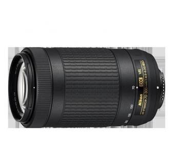 Nikon AF-P DX NIKKOR 70-300mm f/4.5-6.3G ED VR Len
