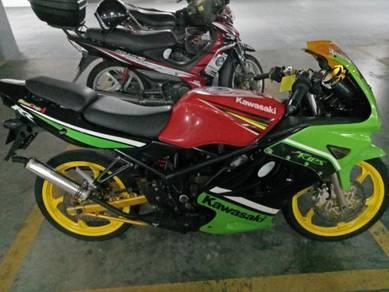 Kawasaki 150 / KRR 150
