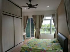 Fully furnished unit for rent near Emart Batu Kawa, Kuching